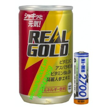 Nước tăng lực Gold Real 100ml