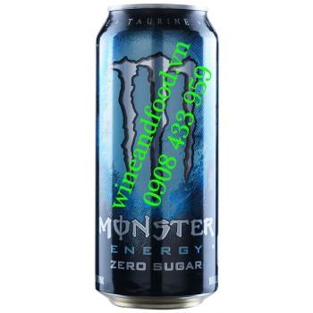 Nước tăng lực Monster không đường 473ml