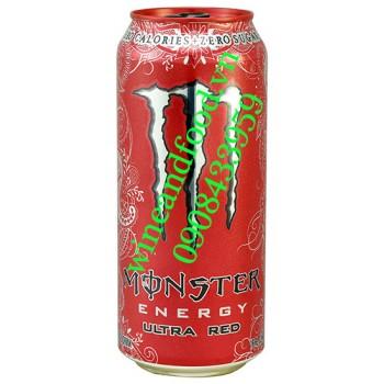Nước tăng lực Monster Ultra Red 500ml