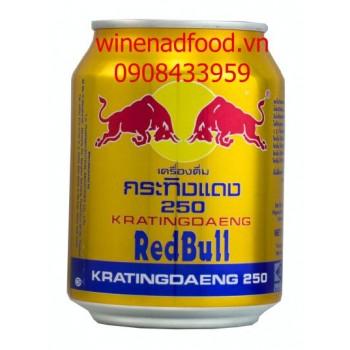 Nước tăng lực Red Bull Thái Lan 250ml