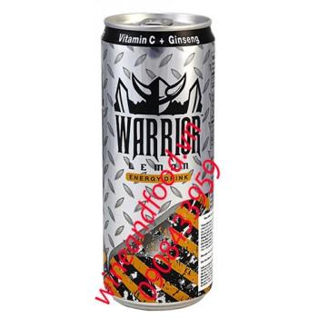 Nước tăng lực Warrior chanh 325ml
