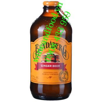 Bia Gừng Ginger Beer Bundaberg 375ml