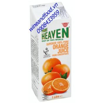 Nước cam ép Pure Heaven 1l