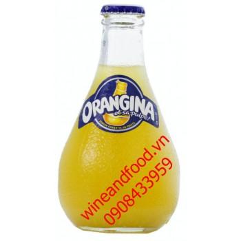 Nước Cam Orangina chai thủy tinh 250ml