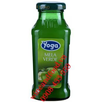 Nước ép Táo xanh Mela Verde Green Apple Yoga 200ml