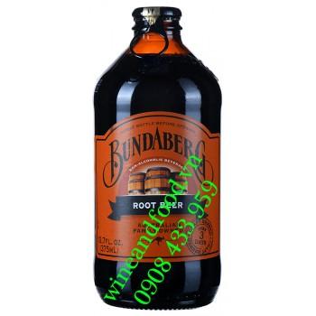 Nước ngọt Bundaberg xá xị Root beer 375ml