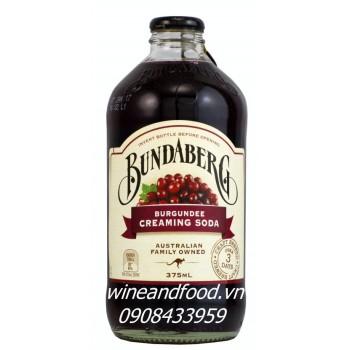 Nước trái cây Creaming Soda Bundaberg 375ml