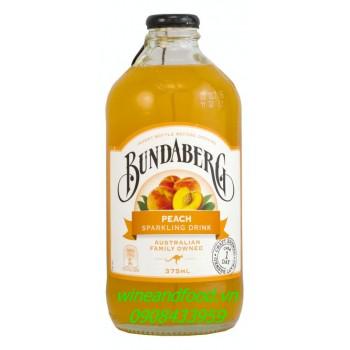 Nước trái cây đào Bundaberg 375ml