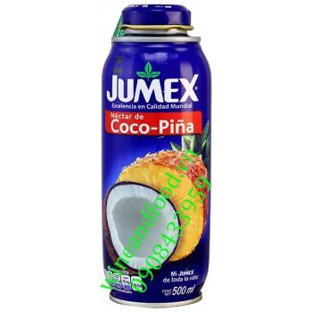 Nước trái cây Jumex dứa dừa 500ml