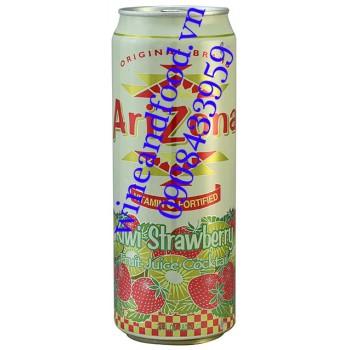 Nước trái cây Kiwi dâu Arizona 680ml