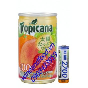 Nước trái cây Tropicana hỗn hợp 100ml