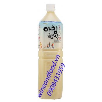 Nước gạo Hàn Quốc Morning Rice 1l5