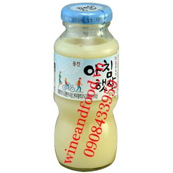 Nước gạo Woongjin Hàn Quốc 180ml