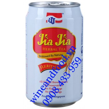 Trà thảo mộc Herbal Tea Jia Jia 300ml