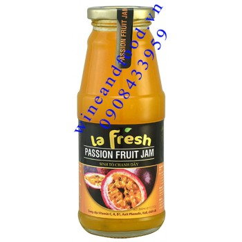 Sinh tố chanh dây La Fresh 350ml