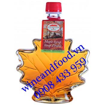 Siro cây lá Phong Canada Echo Mountain Organic 250ml loại A