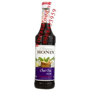 Siro Monin Chai Tea 700ml