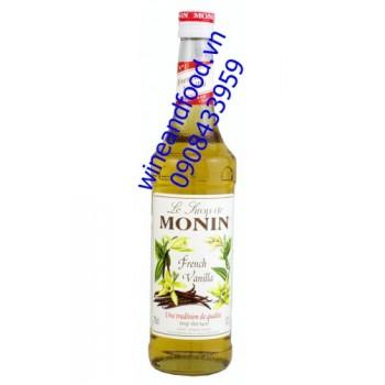 Siro Monin French Vanilla 700ml