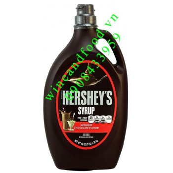 Siro socola Hershey's 1kg36