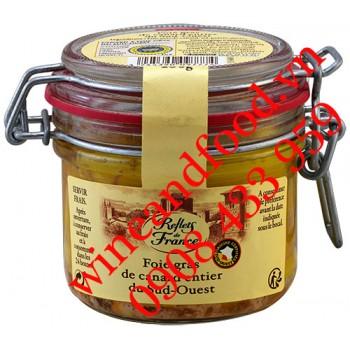 Gan Vịt Foie Gras Nguyên miếng Reflets de France 180g