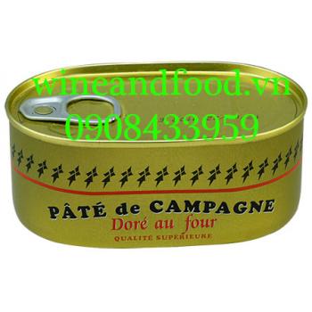 Pate de Campagne Doré au Four 200g