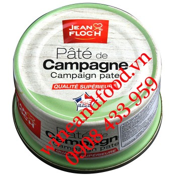Pate de Campagne Jean Floc'h 130g