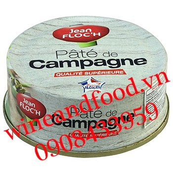 Pate de Campagne Jean Floc'h 78g
