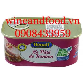 Pate de Jambon Henaff 200g