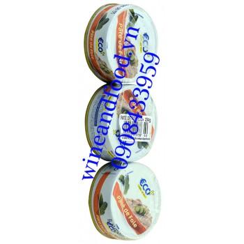 Pate Foie Eco Plus lốc 3
