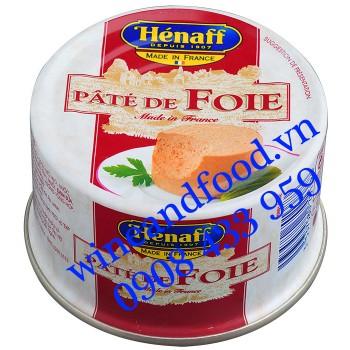 Pate foie Hénaff 130g