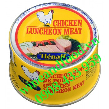 Pate gà Hénaff 140g