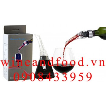 Đồ rót rượu vang sục khí Olecranon Decanter