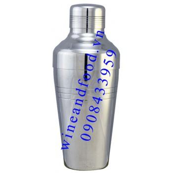Bình lắc Shaker Cocktail cao cấp 410ml