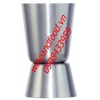 Ly pha chế rượu inox 2 đầu 20-40ml