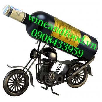 Kệ rượu mỹ nghệ 05