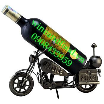 Kệ rượu mỹ nghệ 06