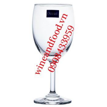 Ly rượu vang đỏ Classic Red Wine Ocean 230ml