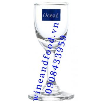 Ly uống rượu vang đỏ Ocean 230ml
