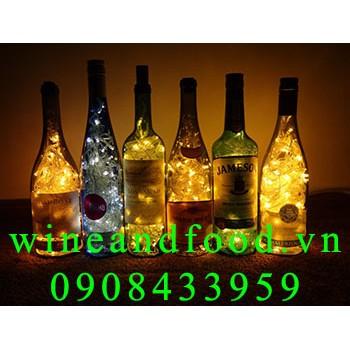 Dây đèn led trang trí chai rượu