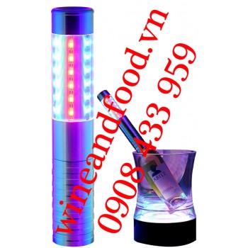 Đèn Led trang trí chai rượu 01