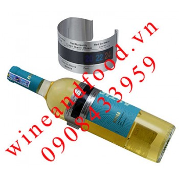 Nhiệt kế cho chai rượu vang