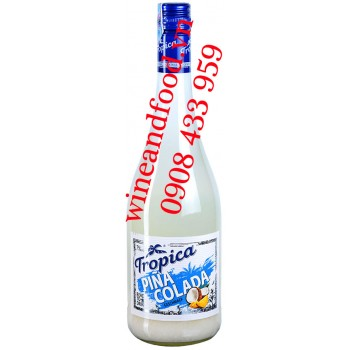Rượu Cocktail Tropica Pina Colada Geschmack 750ml