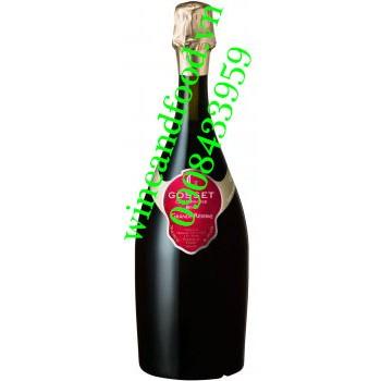 Rượu Champage Gosset Grand Reserve 750ml