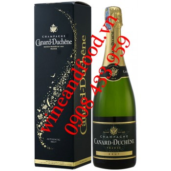 Rượu Champagne Canard Duchêne Authentic Brut 750ml