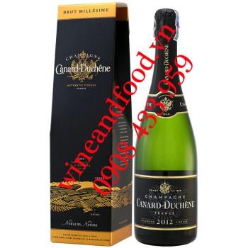 Rượu Champagne Canard Duchêne Brut Millesime Naturellement Noble