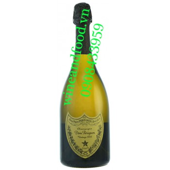 Rượu Champagne Dom Perignon Brut 2002