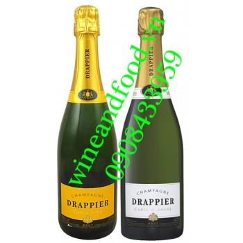 Rượu Champagne Drappier Carte Blanche Brut 750ml