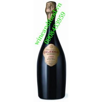 Rượu Champagne Gosset Celebris 1998