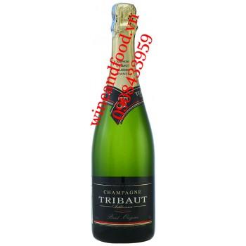Rượu Champagne Tribaut Schloesser Brut Origine 750ml