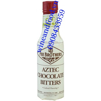 Nước đắng Aztec Chocolate Bitters Fee Brothers 150ml